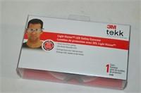 3M Tekk LED Lighted Safety Glasses
