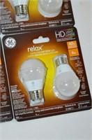 (4) Packs 40W LED Bulbs