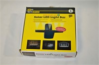 Solar LED Light Bar