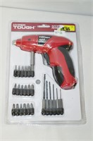 4.8V Stubby Drill with Accessories