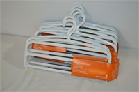 (6) Folding 4 Bar Pant Hangers