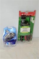 Fluidmaster Toilet Repair Kit and Shower Head