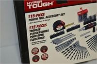 115pc. Power Tool Accessory Set
