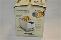 Hamilton Beach Modern Chrome Toaster