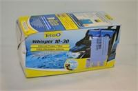 Tetra Whisper 10-30 Internal Power Filter