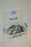 Sterilite Container of Multi-Function Hooks