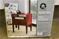 Hometrends Accent Table