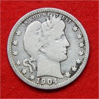 Weekly Coins & Currency Auction 12-21-18