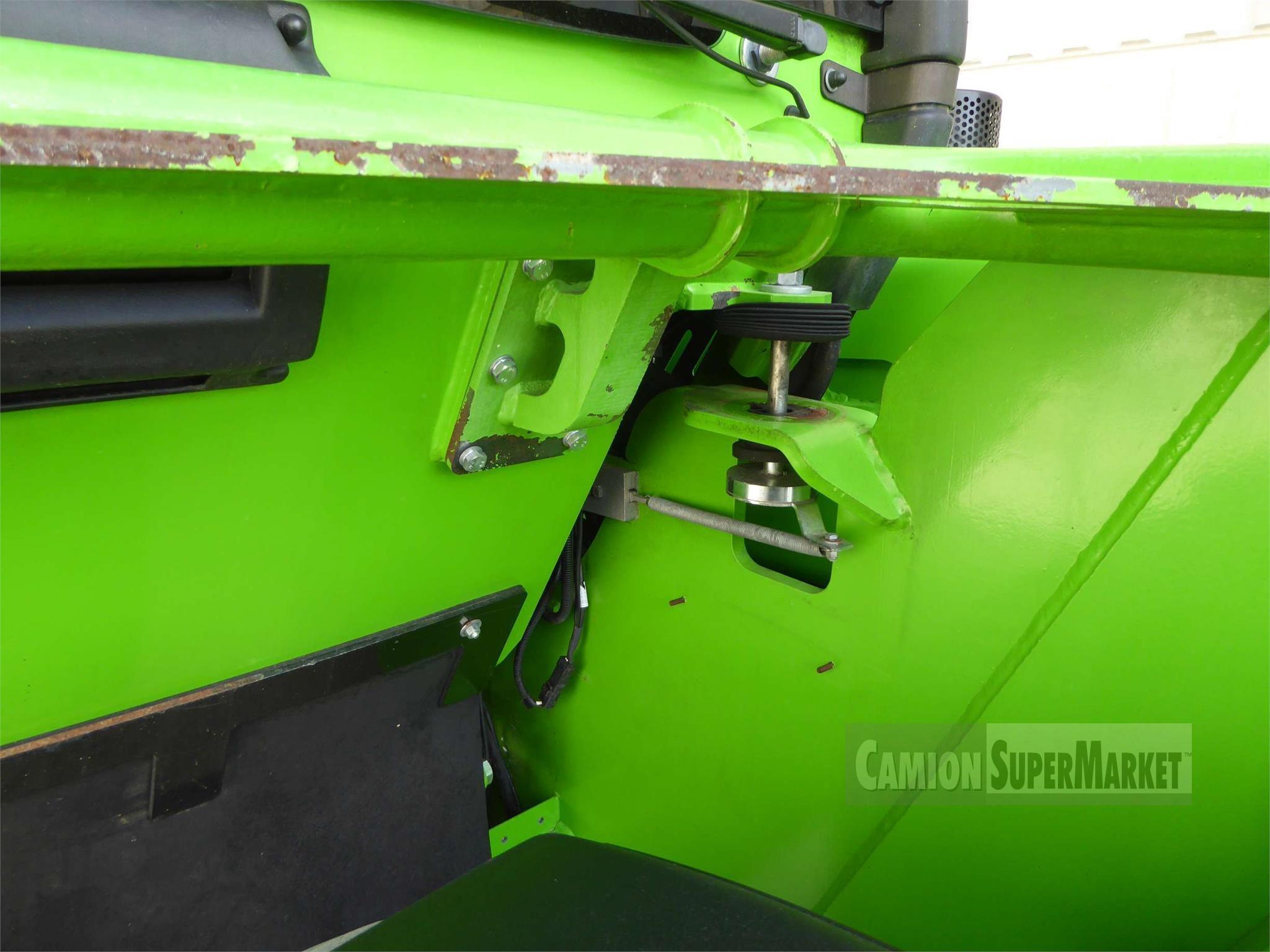 Merlo P60.9CS Usato 2009 Marche