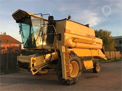 NEW HOLLAND TX34 for sale in the United Kingdom - 3 Listings