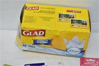 Bath Mat, Strainer, Garbage Bags & Key Rail