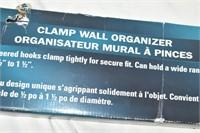 Clamp Wall Organizer Medium Duty