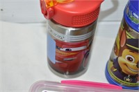 Children's Thermos' and Container