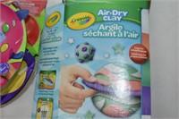 Air-Dry Clay & Oober Oonies