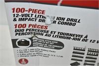 Hyper Tough (12) Volt Lithium Drill