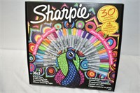 Sharpie Fine Point Marker Kit with Drawing Sheets