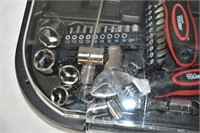 Tool Kit (pieces may be missing) & Lock