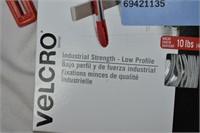Toilet Seal, Velcro Tape & (2) Air Conditioner