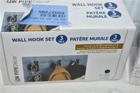 Coat Hook, Wall Hook, Single Robe Hook