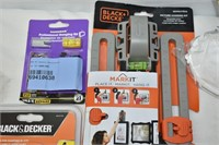 Picture Hanging Kit, Black & Decker Blade,