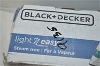 Black & Decker Light n Easy Steam Iron