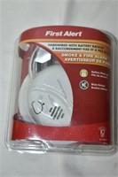 First Alert Smoke & Fire Alarm