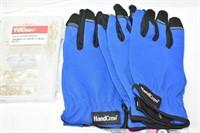 Gloves, Hardware, etc.