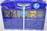 (2) Storage Organizers