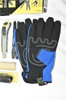 Stanley Multi tool Kit, Gloves, Picture Hanging