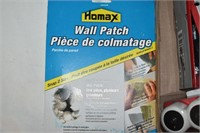 Patch Primer, Gloves, Foam Brush, Wall Patch, etc.