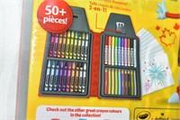 (2) 50-Piece Crayola Sets