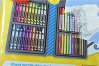 Crayola Art Kit & 50-Piece Set