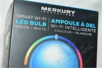 Mercury Smart Wi-Fi LED Bulb