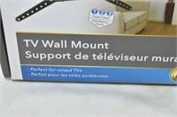 Adjustable Tilt TV Wall Mount