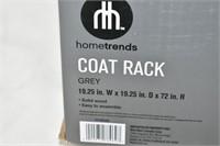 Grey Coat Rack (Open Box)