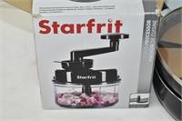 (2) Frying Pans & Starfrit (Opened Box)