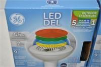 (2) LED Multi Color Light Bulbs
