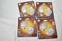 (4) Packs of LED Lights