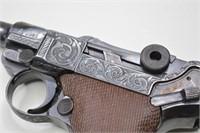 1916 Erfurt P08 9mm Luger Semi-Auto Pistol | Kraft Auction