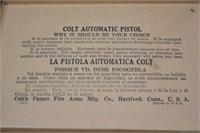Colt M1908 .380 Pocket Hammerless Pistol In Box