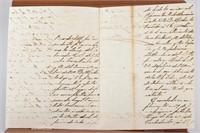 19th Century Cuban Slavery Manuscript Ramon Blanco