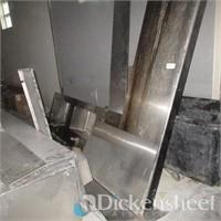 Stainless Steel Sink Includes Hood.