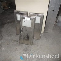 Stainless Steel Fire Extinguisher Cabinets