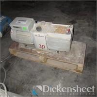 Edwards 30 Vacuum Pump