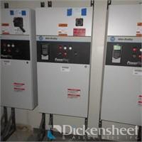 Allen Bradley Power Flex Control Panel.