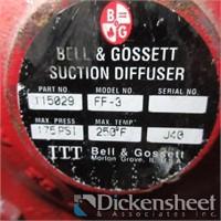 Bell & Howell Centrifugal Pump