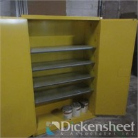 Eagle Ypi-47 Flammable Storage Cabinet,