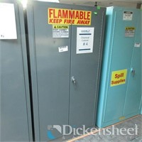 Lab Safety Flammable Storage Cabinet,