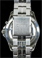 Seiko Kinetic Men's Blue Dial Watch RV $310