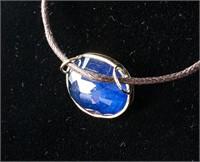 10.0ct Sapphire Necklace CRV $1000